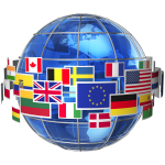 International communication concept {focus_keyword} Services bigstock International communication co 30929063