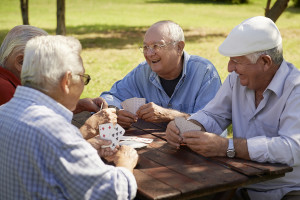Pensions are the right investors for VC. {focus_keyword} The future of Venture Capital is old folks bigstock Active Seniors Group Of Old F 41861599