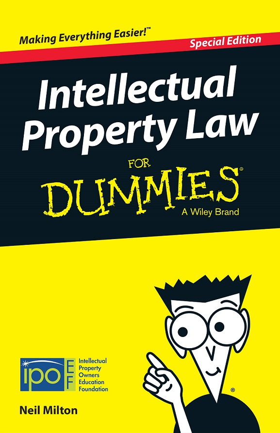 How to use IP For Dummies for marketing your practice